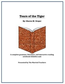 Tears of the Tiger Complete Literature, Grammar, & Interac