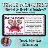 Tease Monster (Google Slides™, Digital Activity)