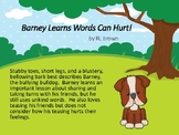 Teasing: Friendly or Mean/ Barney Learns Words Can Hurt