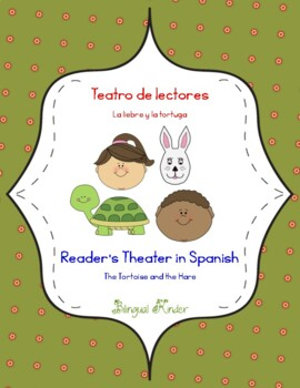 Teatro de lectores - Reader's Theater in Spanish