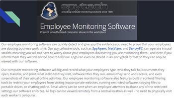 Tech Class - Computer Monitoring in Google Slides