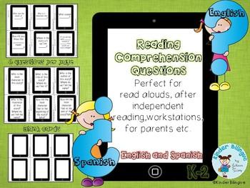 Tech ComprehensionquestionsinEnglishandSpanish