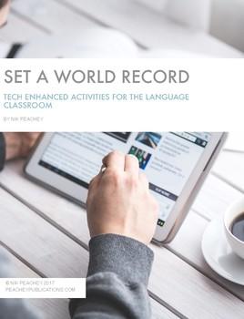 Tech Enhanced Activities - Set a World Record