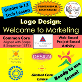 Tech Lesson - Logo Design: Welcome to Marketing {Technolog