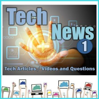 Tech News Activity #1 - Articles Videos