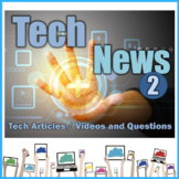 Tech News #2 2016 Activity - Articles Videos