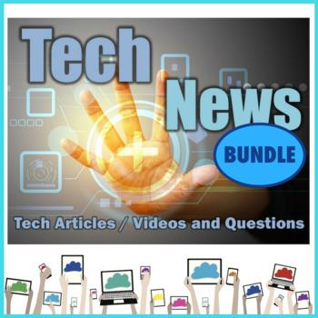 Tech News Articles Questions BUNDLE