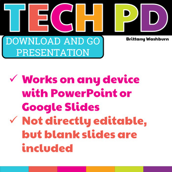 Tech PD Presentation - Google Tour Builder
