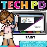 Tech PD Presentation - Paint