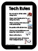 Tech Rules Poster