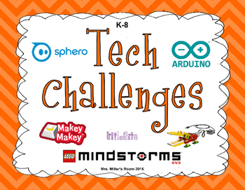 Tech STEM Challenges