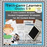 Tech-Savvy - Student Engagement through Technology Concepts