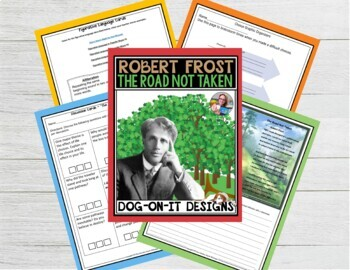 End of Year Compare and Contrast Poetry - Gaming - Robert Frost