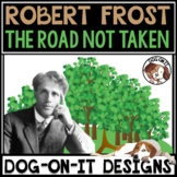 Compare and Contrast Robert Frost Road Not Taken