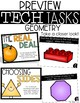 Tech Tasks Geometry First Grade