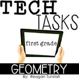 Tech Tasks Geometry First Grade