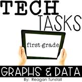 Tech Tasks Graphs and Data First Grade