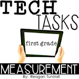 Tech Tasks Measurement First Grade
