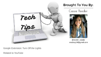 Tech Tips- Using YouTube with your Students