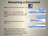 Tech Tips for Mac - Renaming a File