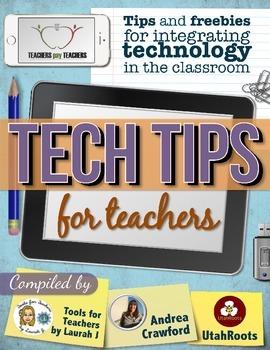 Tech Tips for Teachers Ebook 2015