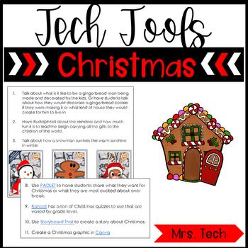 Tech Tools - Christmas Themed