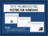 Tech Troubleshooting for Windows