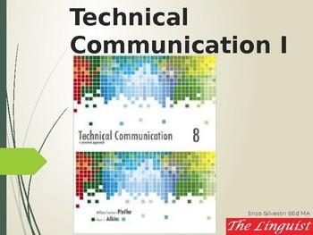 Technical Communication I