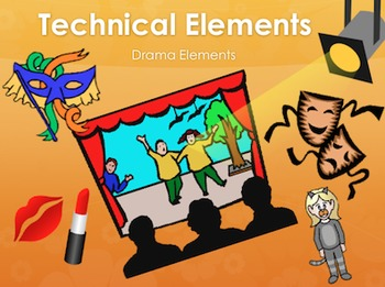 Technical Elements of Drama