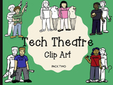 Technical Theatre Clip Art (people)