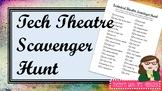 Technical Theatre Scavenger Hunt