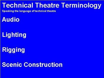 Technical Theatre Terminology: Color in Light