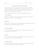 Techniques for Effective Conclusions