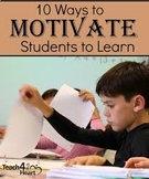 Techniques of Motivating and Sustaining Pre-School Children's Learning Interest