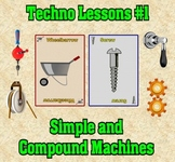 Techno Lesson #1 - Simple and Compound Machines