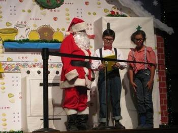 Techno or No Tech? A Christmas Play