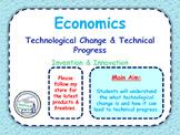 Technological Change & Technical Progress - Invention & Innovation - Economics