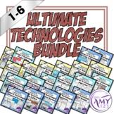 Technologies Australian Curriculum Ultimate Bundle