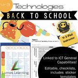Technologies Back to School Pack - GROWING BUNDLE