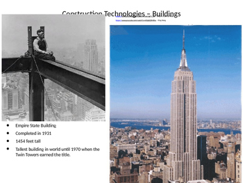 Technologies - Buildings & Skyscrapers