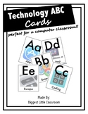 Technology ABC Cards