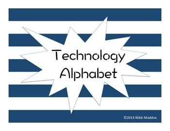 Technology ABC Classroom Set
