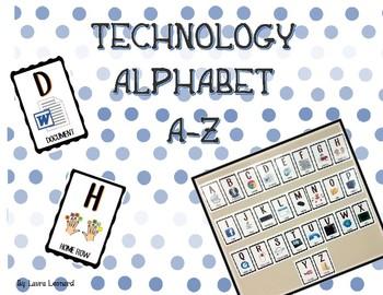 Technology Alphabet