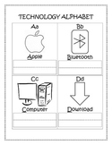 Technology ABCs and Numbers 1-20