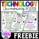 Technology Accountability Poster