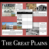 Technology & Adaptations of the Great Plains - Gallery Walk