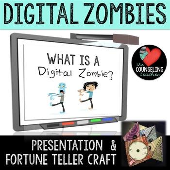 Technology Addiction Presentation and Craft