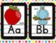 Technology Alphabet Cards {Primary-Polka Dot}
