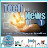 Tech News #3 2016 Articles Questions
