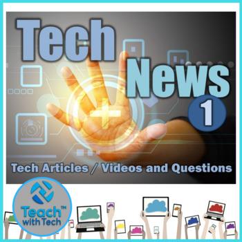 Tech News #3 Articles Questions